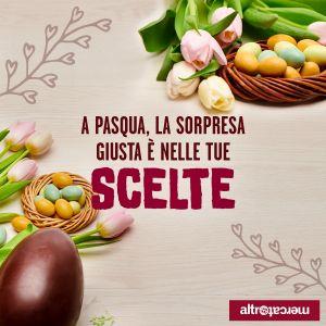 Leggi tutto: Ordina on line le uova di Pasqua e le cioccolate eque